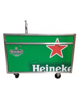 Te huur: Heineken biertap