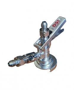 DSI combi M schuif fustkoppeling 2x3/8