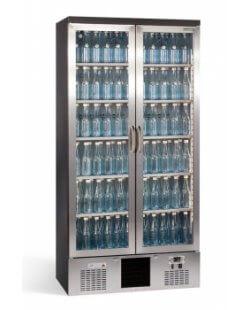 Maxiglass flessenkoeling 500L 180/182,5 mm -chroomstaal