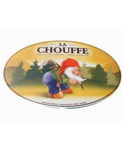 La Chouffe reclamebord relief