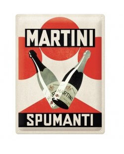 Martini reclamebord Spumanti