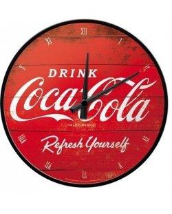 Coca-Cola klok