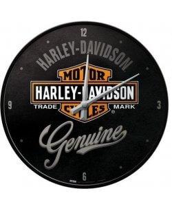 Harley-Davidson Genuine klok