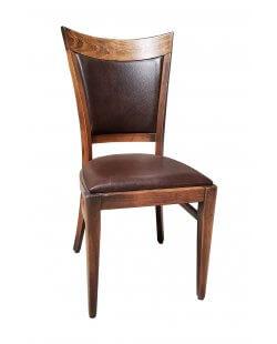 Occasion - Restaurantstoel stapelbaar 39x op voorraad