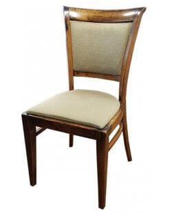 Occasion - Restaurantstoel stapelbaar 18x op voorraad