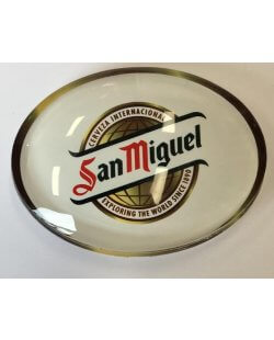 Occasion - Ovale taplens San Miguel bol