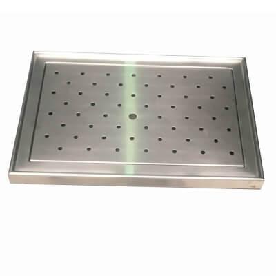 Occasion - Glazenblad 600x400 mm