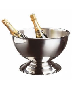 RVS champagne bowl