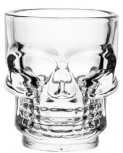 Shotglas Schedel