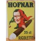 Reclamebord 'Hofnar'