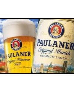 Paulaner Münchner Hell 50L