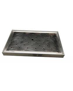 Occasion - Glazenblad 50x30cm