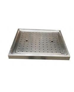 Occasion - Glazenblad 55x50 cm