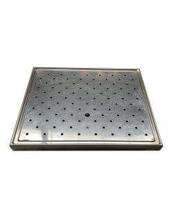 Occasion - Glazenblad 60x50 cm