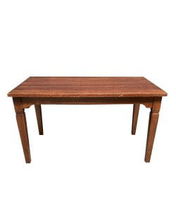 Occasion - tafel 140x80x76 cm