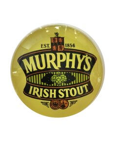 Ronde taplens Murphy's bol 69 mmø