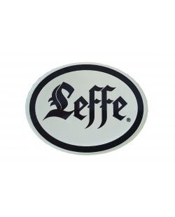 Occasion - Ovale taplens Leffe (oude logo)