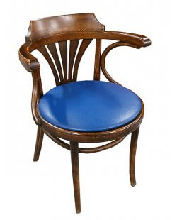 Occasion - Stoel thonet grote zit