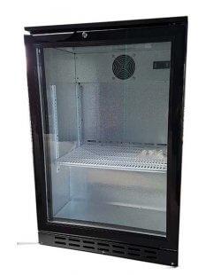 Glasdeur koelkast Cold equip 150L