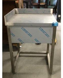 Magazijnopruiming: Werktafel 700 x 700 x 900 mm - zonder bodemschap